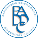 pa developmental disabilities council logo