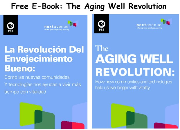 aging well revolution book