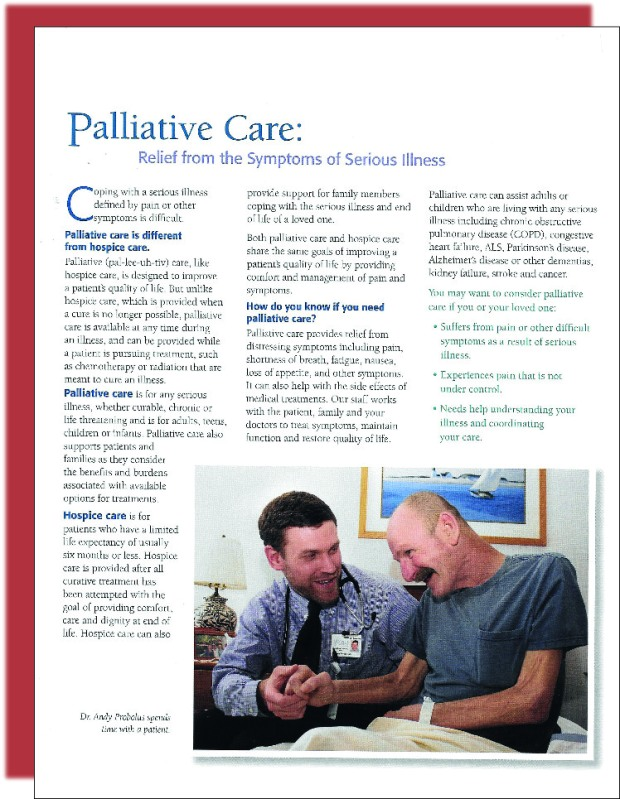 palliative care article