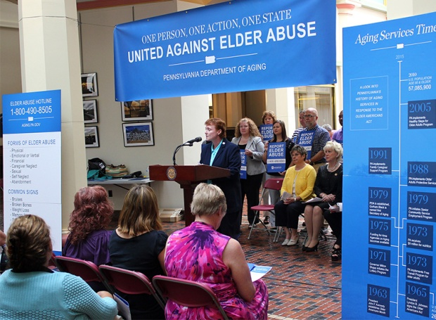 united against elder abuse