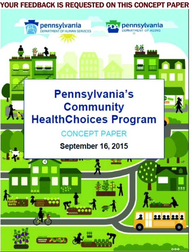 COMMUNITY HEALTHCHOICES PROGRAM