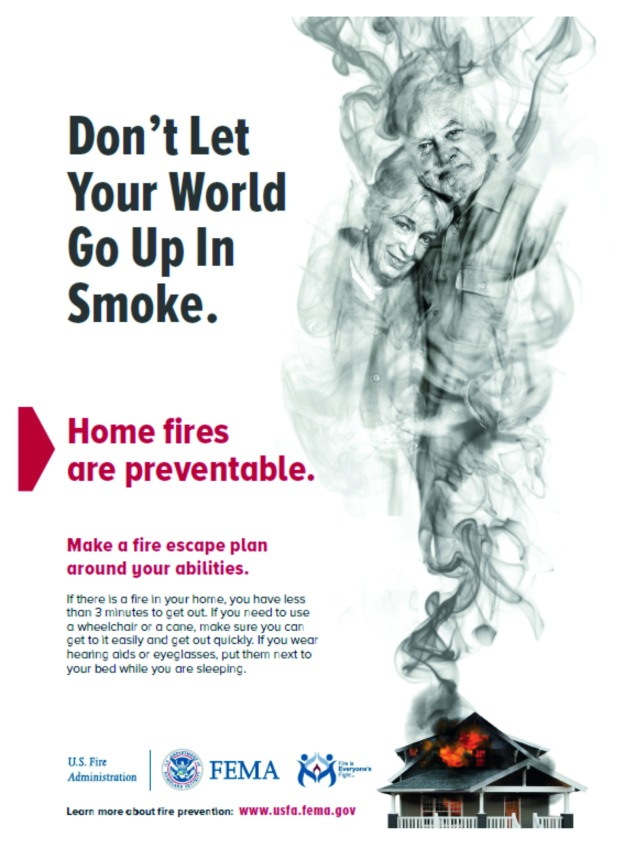 home fires are preventable