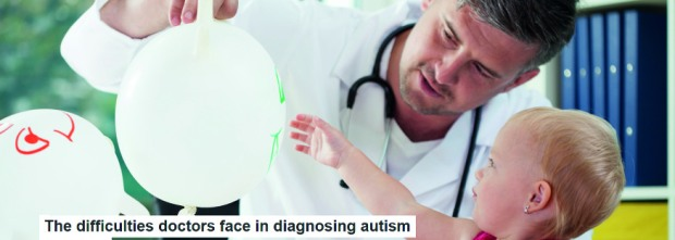 difficulty diagnosing autism
