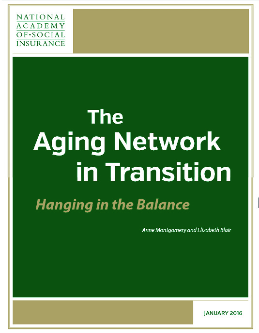 aging network in transition