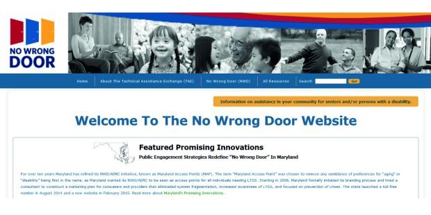 ADRC website