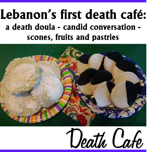 Lebanon death cafe