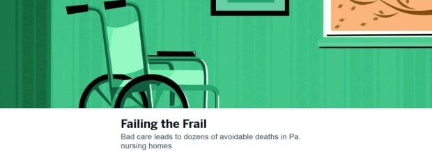 failing frail