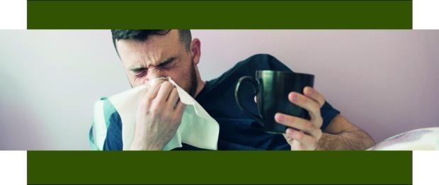 green mucous