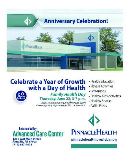 advanced care anniversary