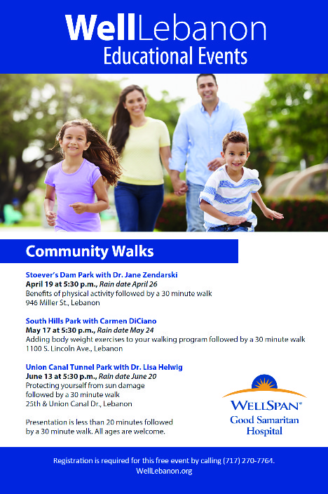 community walks