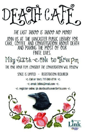 Lancaster Library Death Cafe