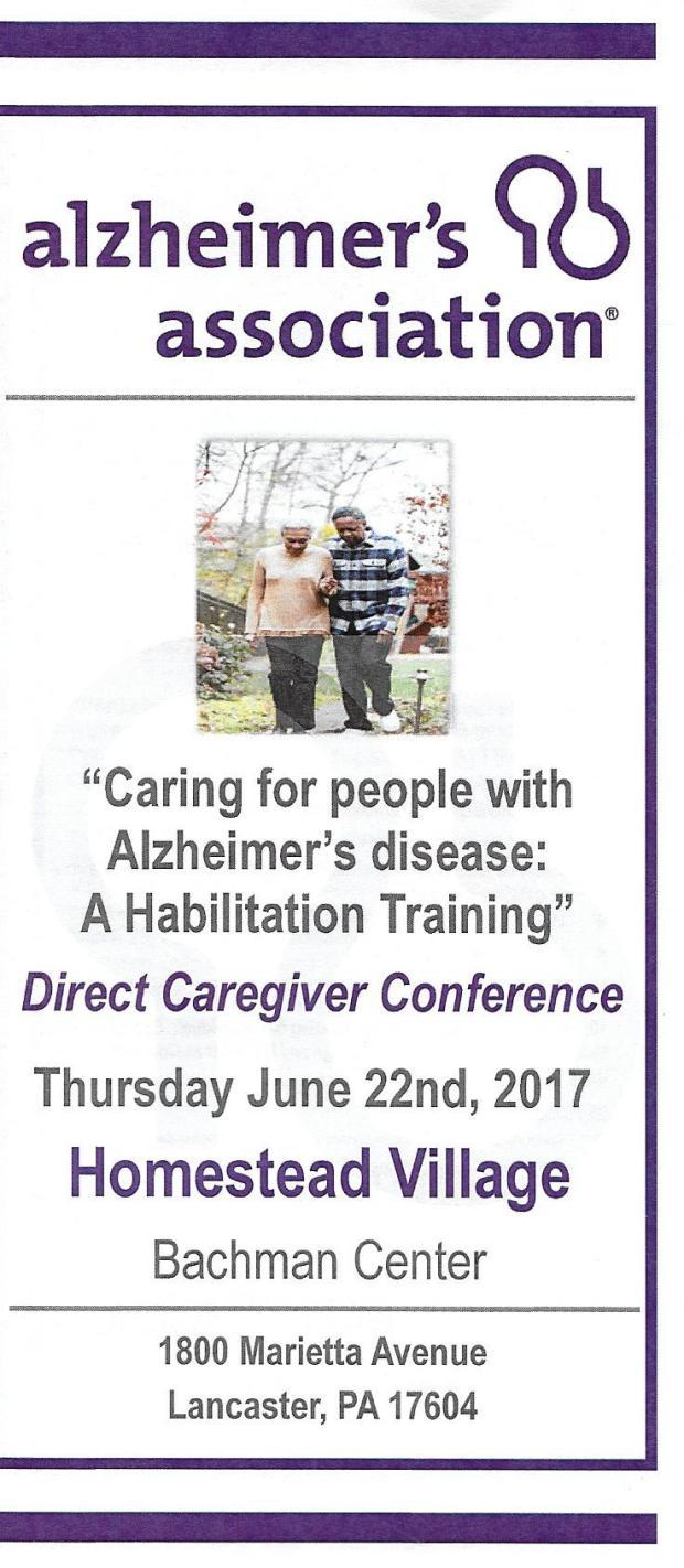 6-16 alzheimers training