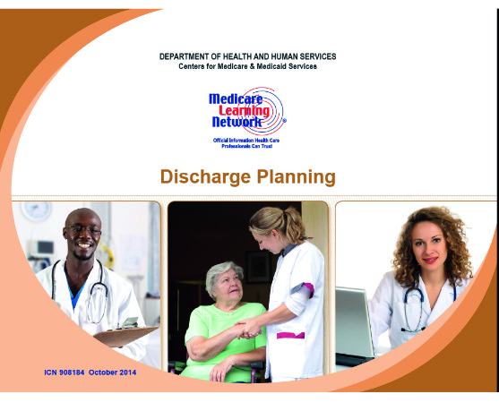 cms discharge planning