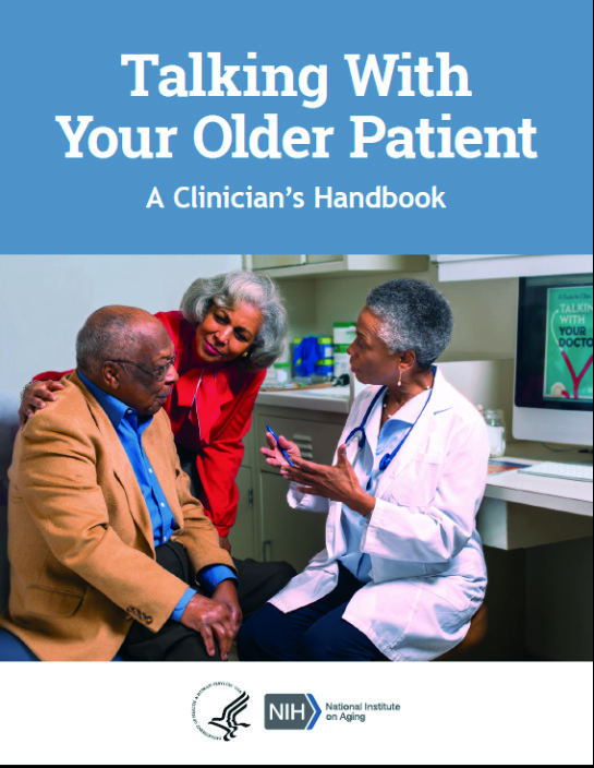 talkinw with your older patient