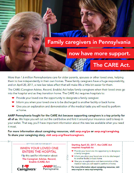 AARP care act