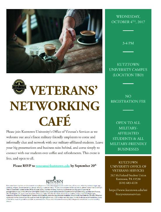 KU networking cafe