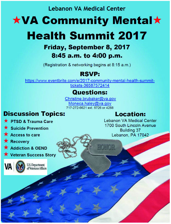 VA MH SUMMIT