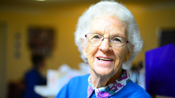 self reliant senior