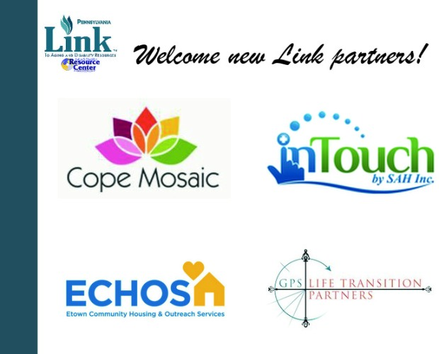 WELCOME NEW PARTNERS