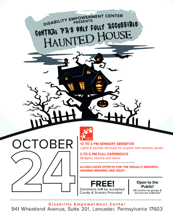 1024 haunted house