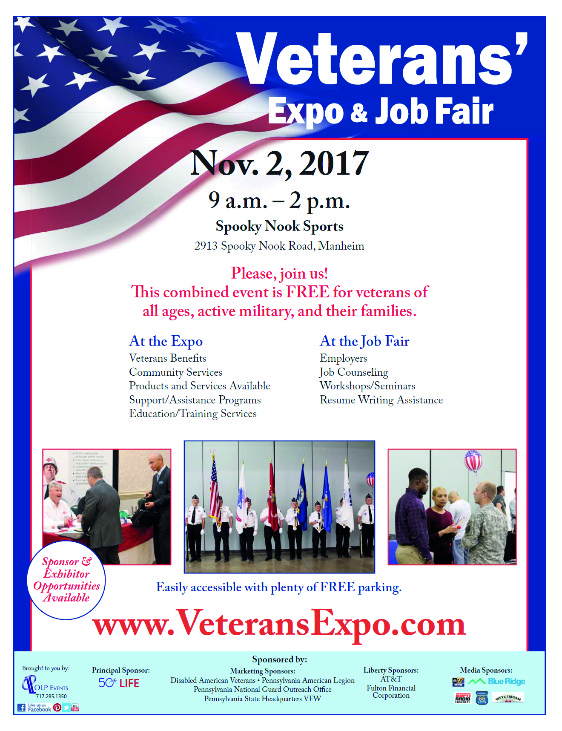 november 02 veterans expo job fair berks lancaster lebanon link service area