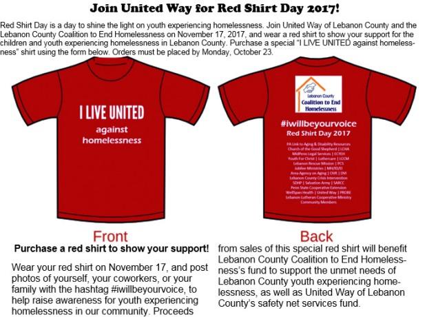 redshirt day