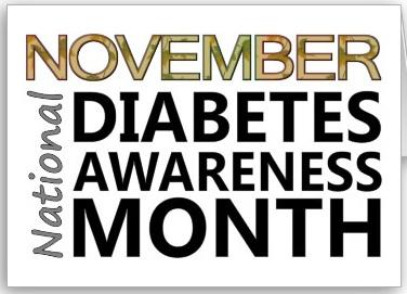 NovemberAwarenessMonth