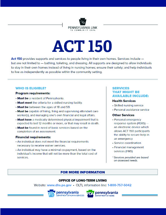 act 150