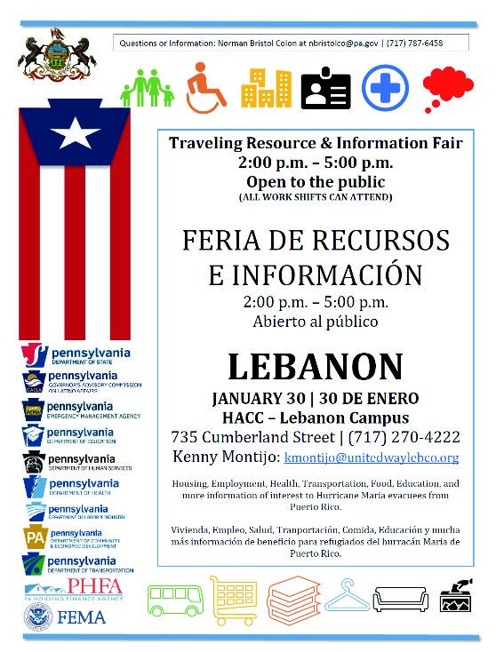lebanon traveling resource