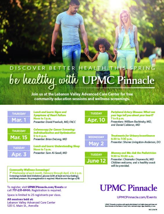 upmc better health
