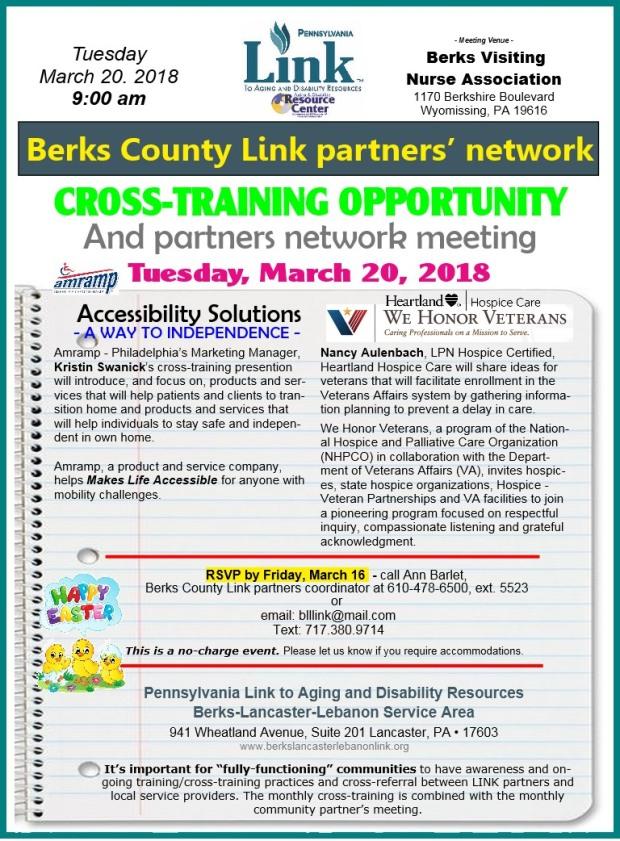 03-2018 Berks County cross training info sheet DRAFT