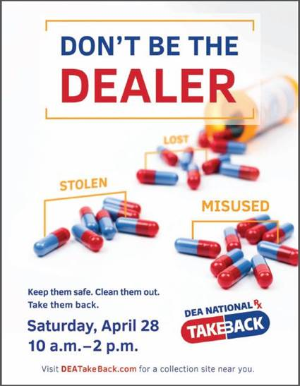 4-28 drug take back day