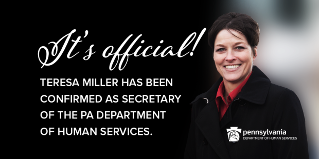 official DHS secy