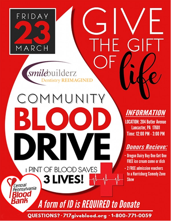 sb blood drive