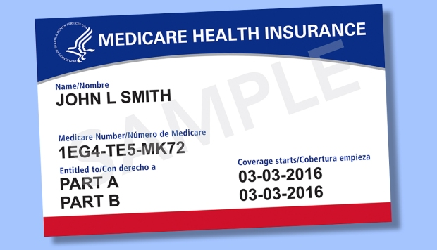 medicare card delay