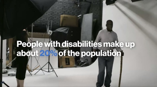 people with a disability