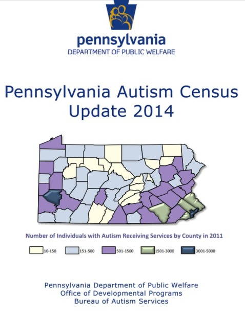 2014 pa autism update