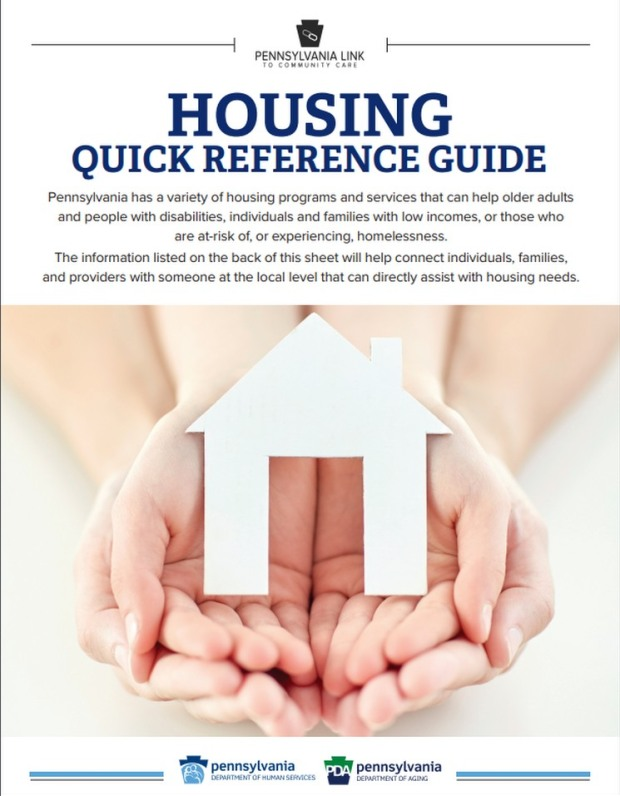 housing quick reference