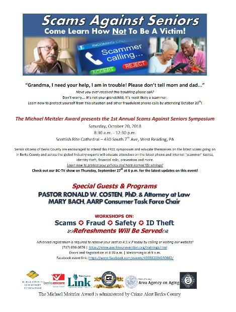 senior scams II