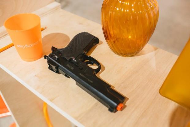 guns dementia