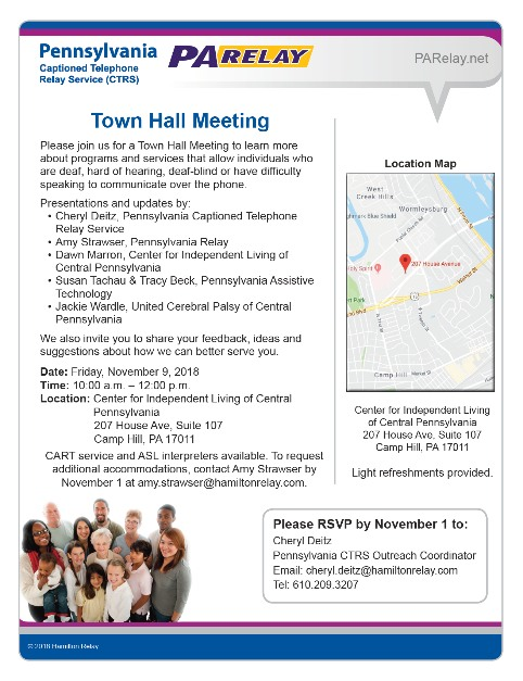town hall 11-9
