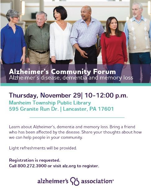 alz community forum