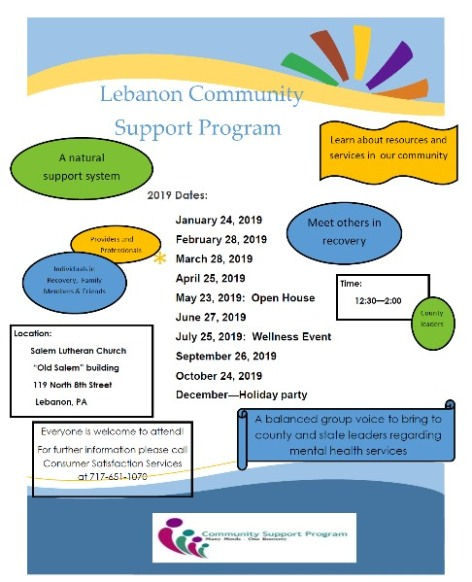 lebanon csp dates 2019