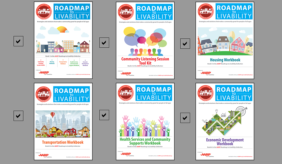 aarp roadmaps to livabiity