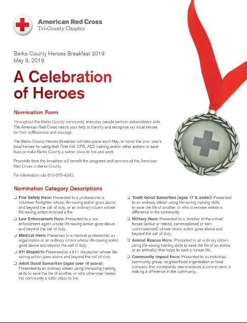 celebration of heroes