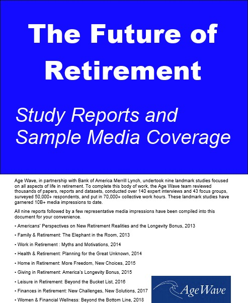future of retirement