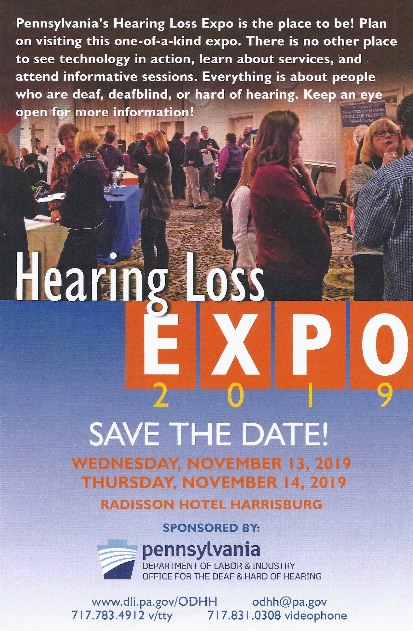hearing loss expo
