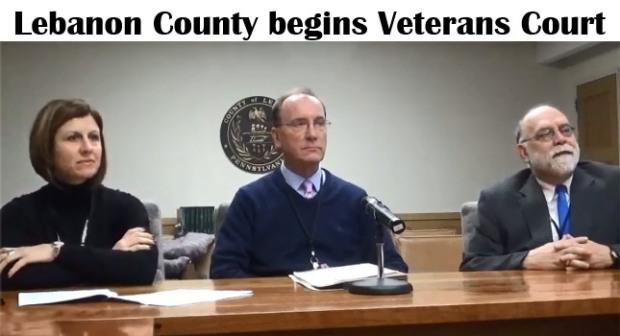 lebanon county veterans court