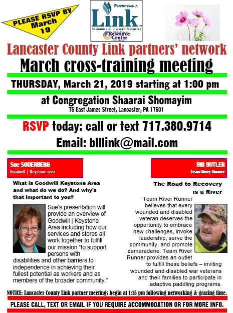 Lanc Link 03-2019 meeting notice