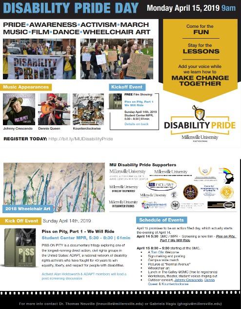 Mville disability pride